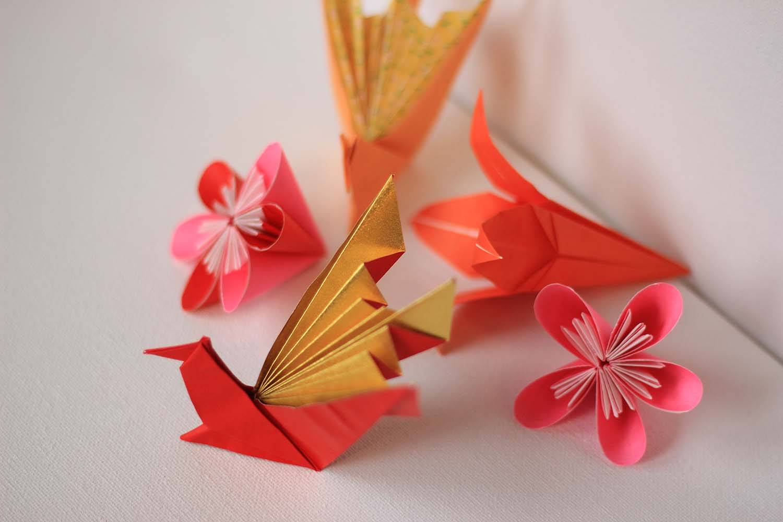 算数の知恵としての折り紙