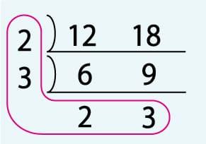 12と18のはしご算5