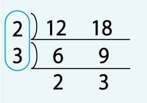 12と18のはしご算4